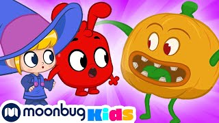 Download My Magic Pet Morphle - HALLOWEEN Decorations Come To Life! | Full Episodes | Funny Cartoons for Kids Mp3 and Videos
