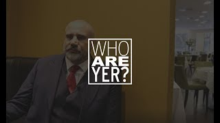 Who Are Yer? // Paul Cadman