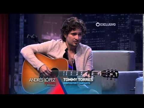 Ver Video de Tommy Torres Andrés Lopez de Noche 3-2 Tommy Torres @tommy_torres y Aleks Syntek @syntekoficial en @OnDIRECTV