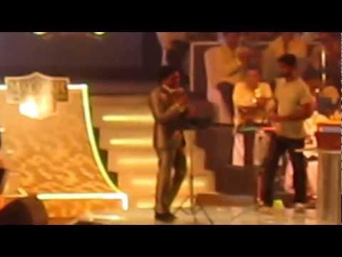 yuvan shankar raja Doing Mimicry like Kamal at his Dad concert