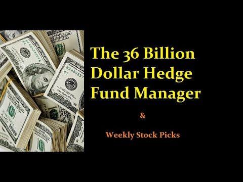 36 Billion Dollar Hedge Fund Manager James Simons & Weekly Stock Picks