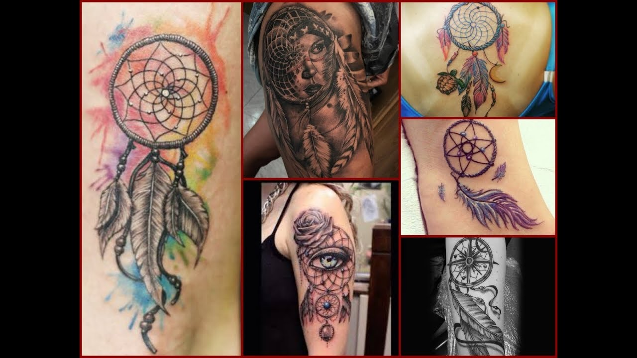 50 Amazing Dream Catcher Tattoo Design Ideas Youtube