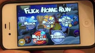 App Review: Flick Home Run