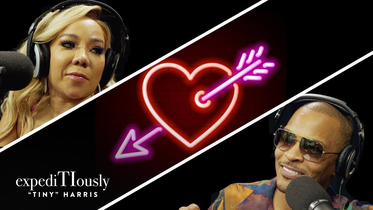 Tiny Harris & T.I. Reveal the Secret to Finding Love | ExpediTIously Podcast