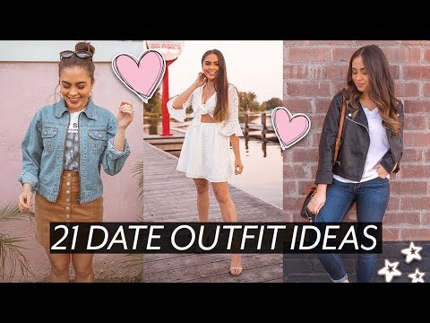 21 DATE OUTFIT IDEAS (casual, fancy, first date, + more!) ♡. Http://Bit.Ly/2GPkyb3