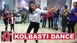Kolbastı Hoptek türk kızı oyunu. Kolbasti turkish girl dance. Колбасты танец