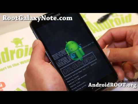How to Install Android 4.4 KitKat ROM on Galaxy Note GT-N7000!