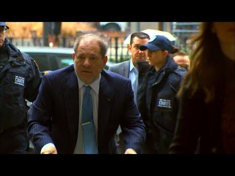 Prosecution Rests Its Case Against Harvey Weinstein