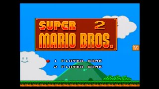 Mega Drive Longplay Super Mario Bros 2