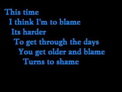 Buckcherry-Sorry Lyrics.flv