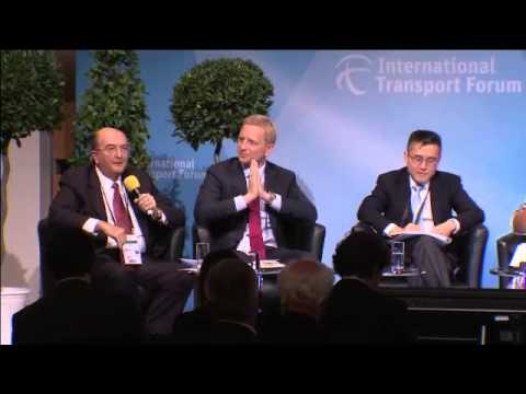 New trade patterns: The implications for maritime transport Full Session