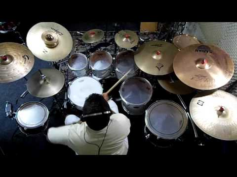 IVETE SANGALO PART.SAULO-VALE MAIS-DRUM COVER BY MATEUS FERREIRA