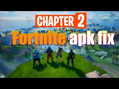 FORTNITE APK CHAPTER 2 BATTLE PASS New Season 11 Install Any Devices Fix Device Not Supported