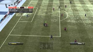 FIFA 12 - PC Gameplay - Hertha BSC Berlin vs. FC Schalke 04