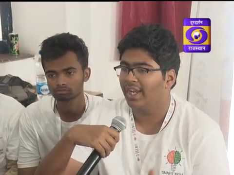 Smart India Hackathon 2019 Udaipur DD RAJASTHAN