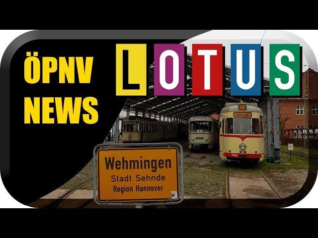 ÖPNV Simulator News #28 Streets of LOTUS, Addons und ein Museum in Wehmingen
