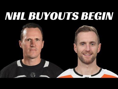 NHL Buyouts -Dion Phaneuf & Andrew MacDonald