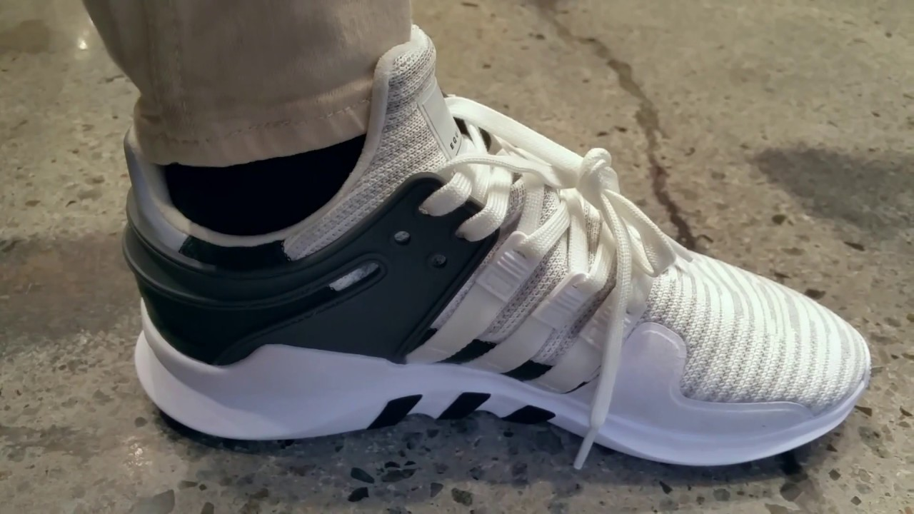 The Brand New adidas Originals EQT Support 93/17 Comes With a