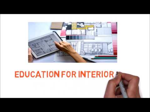 Interior Design Works, Education and Working Condition