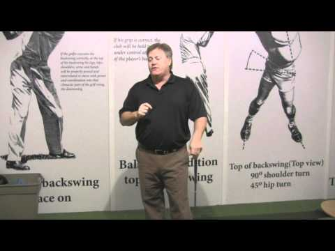 Mark Explains Graeme McDowell