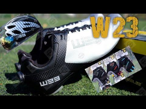 รีวิว รองเท้า หมวก ถุงมือ จากค่าย W23 สวย ดี คุ้มค่าสุดๆ