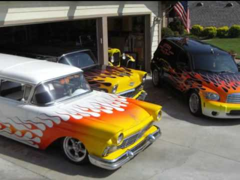 kustom Shop Customer gallery submit your pix for the Gallery