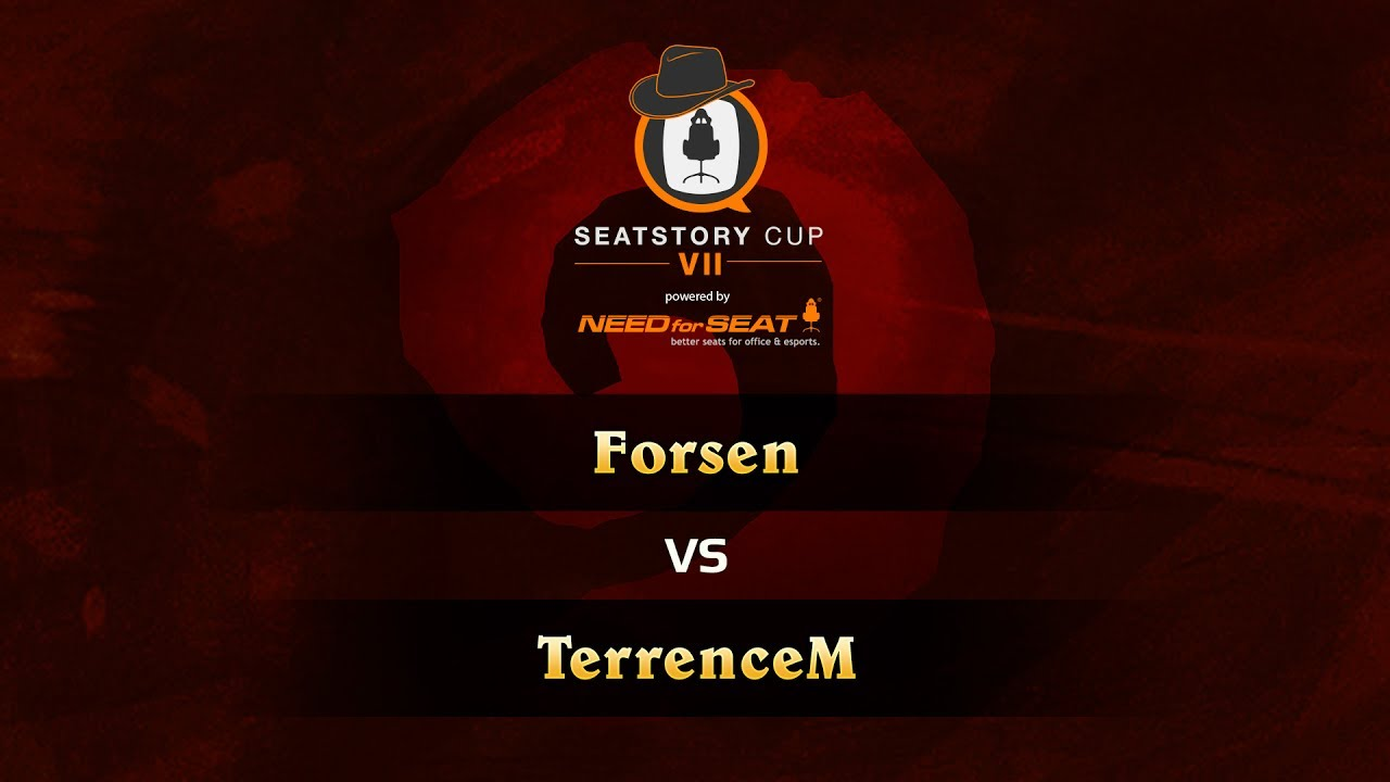 Forsen vs TerrenceM - SeatStoryCup 7 by Twaryna & Boroda
