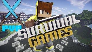 PvP Nedir ? İkili Takım ! (Minecraft : Survival Games #316)