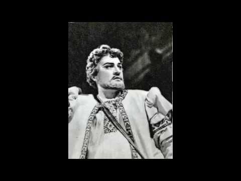 Sadko Vladimir Petrov Vera Firsova Svetlanov Bolshoi 1964 LIVE