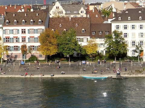 Top Tourist Destination in Switzerland, Basel