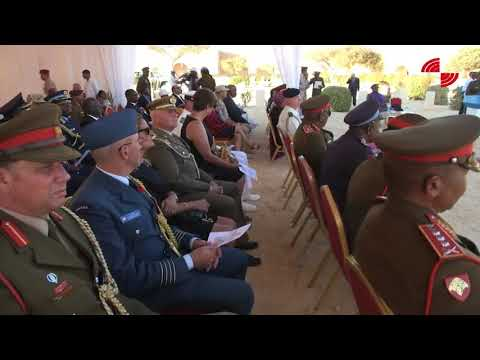 Commemoration of the Battle of El Alamein