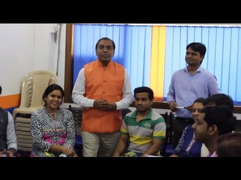 Group Role Play Activity - Classroom Live - BM English Speaking Institute, Borivali