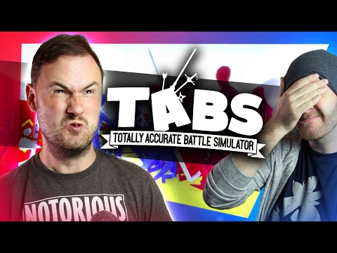 TABS With Sips (Totally Accurate Battle Simulator)