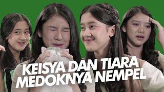 Gambar cover SERU!! Kesulitan Tiara Dan Keisya Nyanyikan Lagu Masa Kecil   IDOLPEDIA - Lyrics Switching Challenge