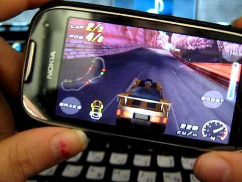download nokia 5800 car games