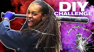 We DESTROY everything during this DIY Challenge! +$1000 Giveaway | NAYVA Ep. #64