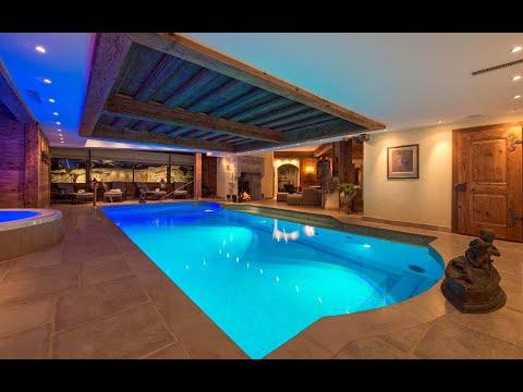 Luxury Chalet Makini, Verbier, Switzerland 🇨🇭⛷| LuxuryGate.ch