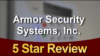 Armor Security Systems, Inc. Denver Remarkable 5 Star Review by Charles M.