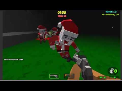 Pixel Gun Apocalypse 6 FuNny Zombie Walking Part 2
