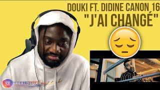 🇬🇧 UK REACTS TO Douki Ft. Didine Canon 16 - J'ai Changé (CLIP OFFICIEL)