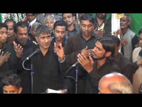 Shabbeer Ki Turbat Pe Hai Laila Ka Yeh Nauha | Husainia Jafrabad | 27 Safar Jafrabad Jalalpur 2016