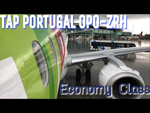 TRIP REPORT/ TAP Portugal Oporto-Zurich Economy Class