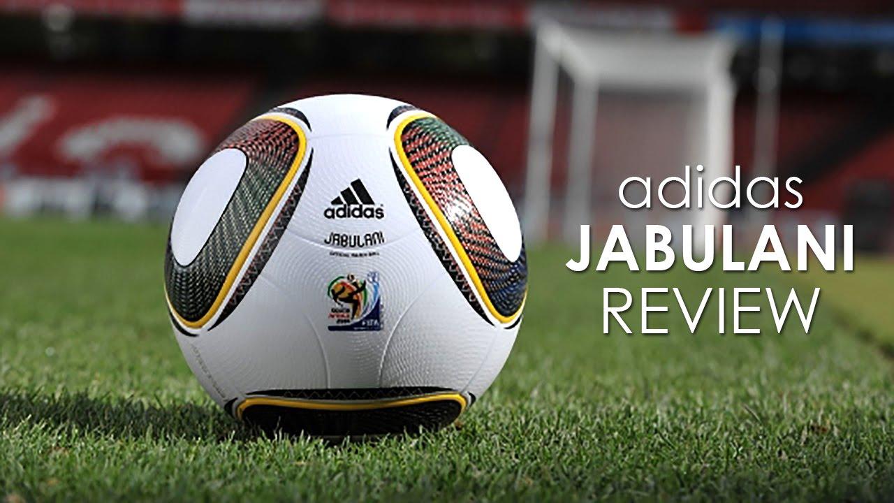 c48189e17 Adidas Jabulani 2010 FIFA World Cup Official Match Ball - Review ...