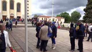 Medjugorje Walking Tour - St. James Church and Surroundings - 2013 Pilgrimage