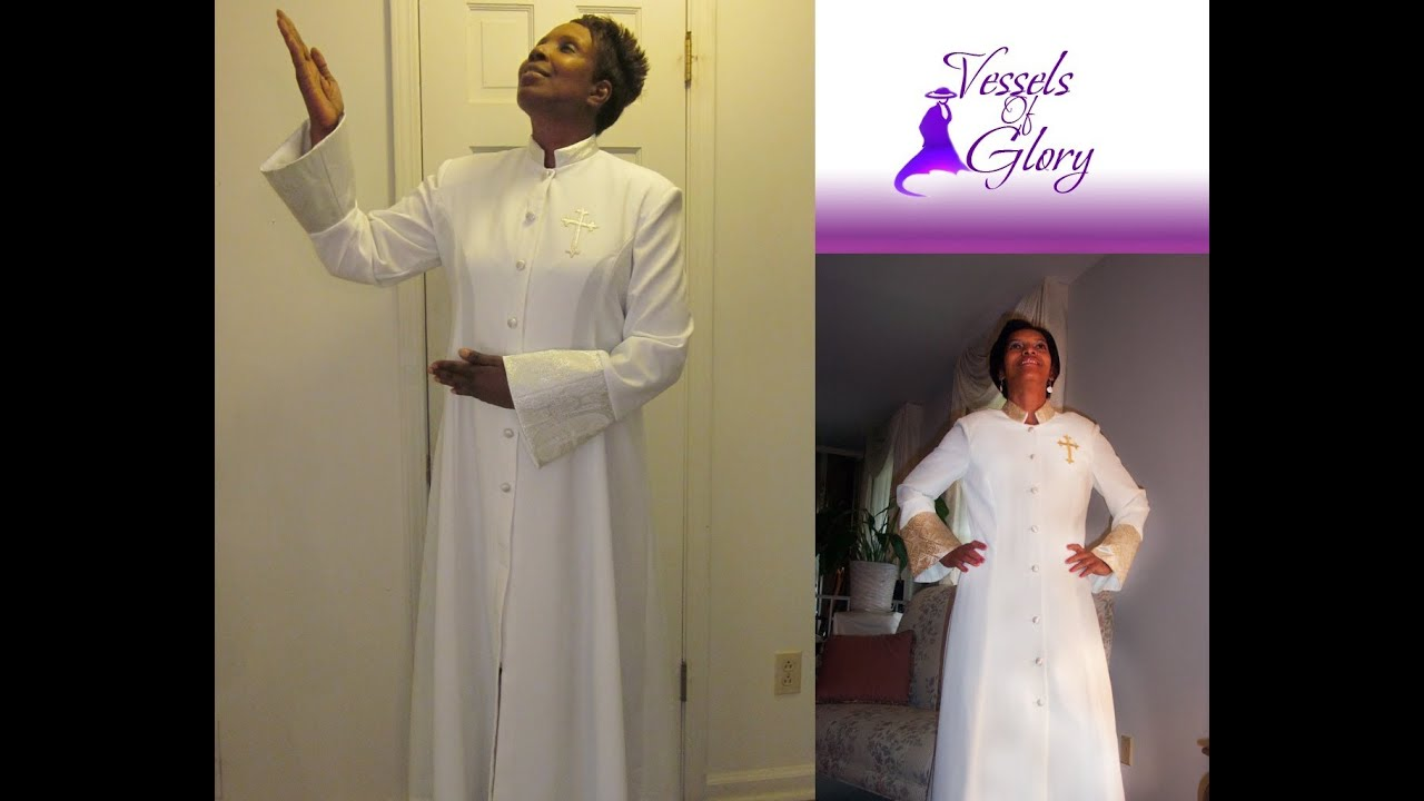 Womens Clergy Robes | Female Clerical Wear | Ladies Cassock Robes ...