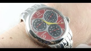 F.P. Journe Centigraphe Souverain Ferrari Luxury Watch Review