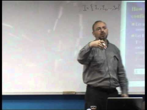 Lecture 30: Data mining 4 – Association Rules and Market Basket Analysis 1