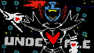 UNDYNE The Undying! Undertale Genocide #2