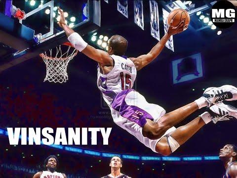 Vince Carter - Vinsanity [NBA Mix]