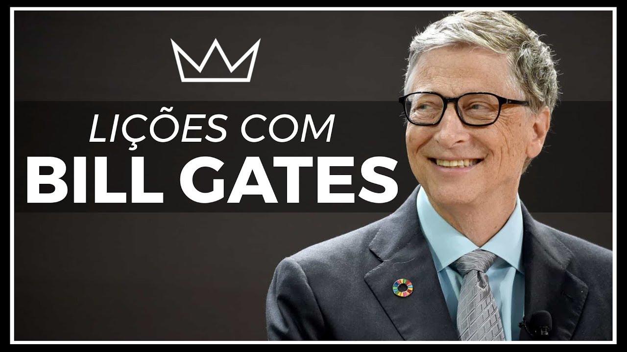 Bill Gates 7 Lições De Vida Com O Fundador Da Microsoft Xiste